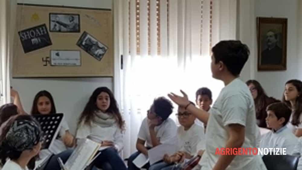 """istituto comprensivo """"s. quasimodo""""  agrigento  settimana dedicata al """"giorno della memoria"""" -4"""