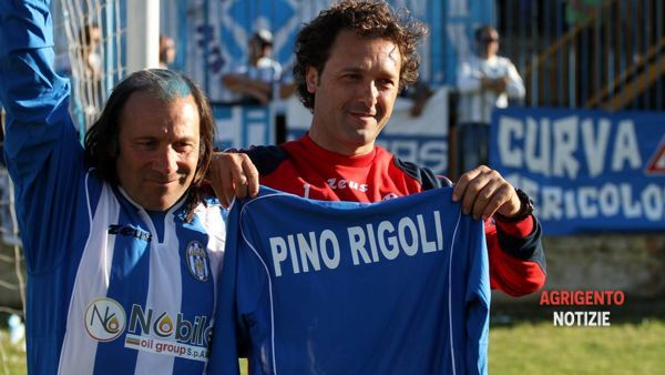Pino Rigoli e Francesco Nobile