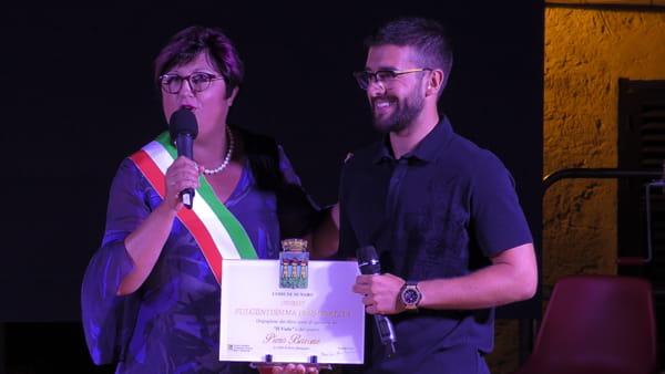 """Dieci anni de """"Il volo"""", Naro abbraccia il suo Piero Barone: """"L'amore per il mio paese non finirà mai"""""""