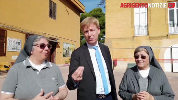 """Mezzo milione di euro per il recupero di villa Galluzzo, Firetto: """"Tornerà a splendere"""""""