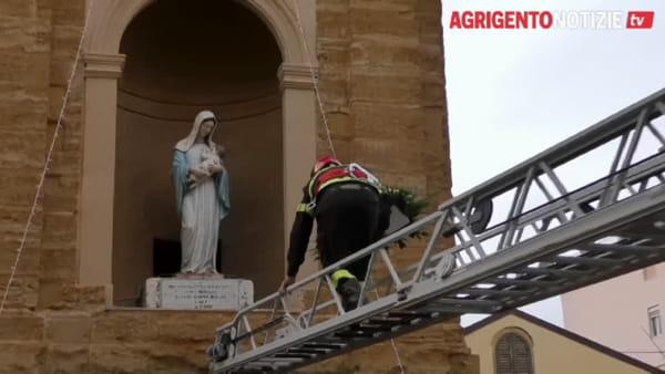 """La città rende omaggio all'Immacolata, Montenegro: """"Siate costruttori di bellezza"""""""