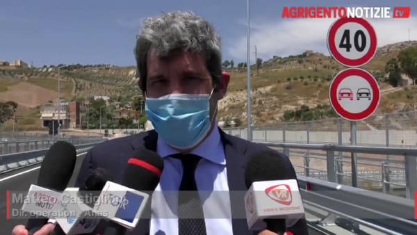 Si brinda al nuovo ponte Petrusa, ma i lavori non sono ancora finiti: si chiude l'odissea nei collegamenti tra Favara e Agrigento