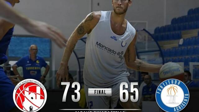 Basketball Serie B, bitter debut for Fortitudo Agrigento thumbnail