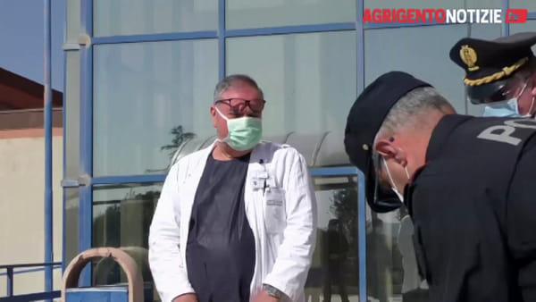Covid-19, dalla Questura un video broncoscopio per la Terapia intensiva del San Giovanni di Dio