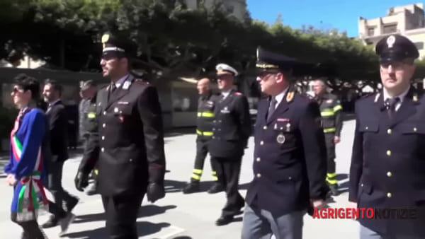 In marcia per le vie del centro storico, a Favara è festa della legalità