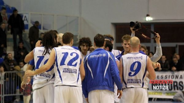 Super Cup of B, brought forward to Wednesday 15 Fortitudo Agrigento -Virtus Ragusa thumbnail