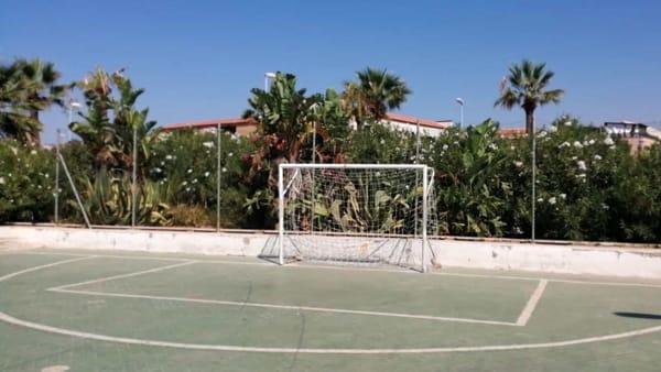 campo calcio san leone2-2