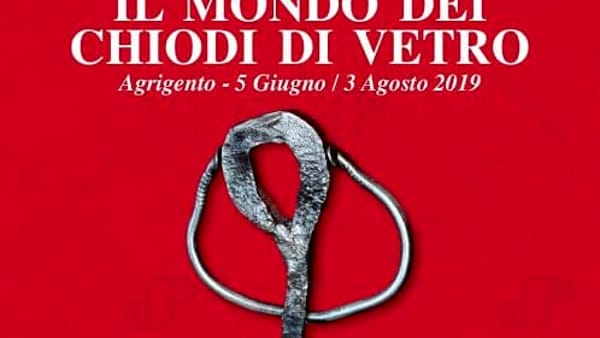 """Al palazzo Filippini una mostra personale di sculture in ferro: """"Il mondo dei chiodi di vetro"""""""