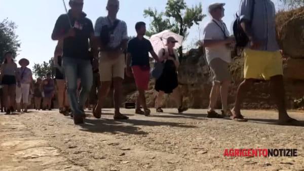 """Una Valle dei Templi firmata """"Dolce e Gabbana"""": ecco i preparativi"""