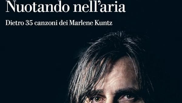 """""""Nuotando nell'aria"""", Cristiano Godano presenta il suo libro con un set acustico"""