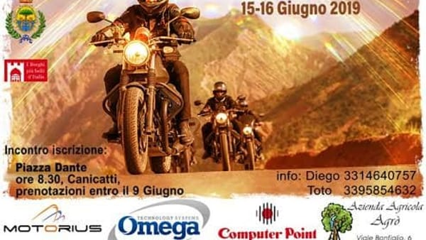 """""""Motoraduno mattinmoto & friends"""", l'evento: ecco il programma"""