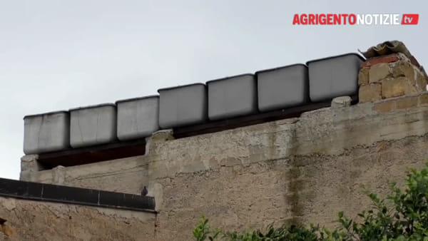 """""""Voglio l'acqua pubblica"""": cittadino avvia lo sciopero della fame a San Biagio Platani"""