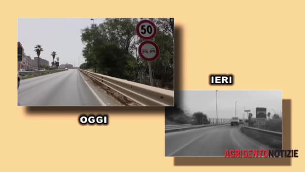 Niente più semafori e code, sul viadotto Salsetto è tornato il doppio senso di circolazione