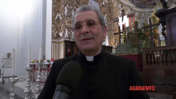 """Alla cattedrale la messa in """"Coena domini"""", aperto il triduo pasquale"""