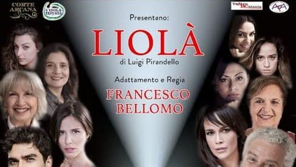 Arriva Liolà, in una rilettura di Francesco Bellomo: lo spettacolo al teatro Pirandello