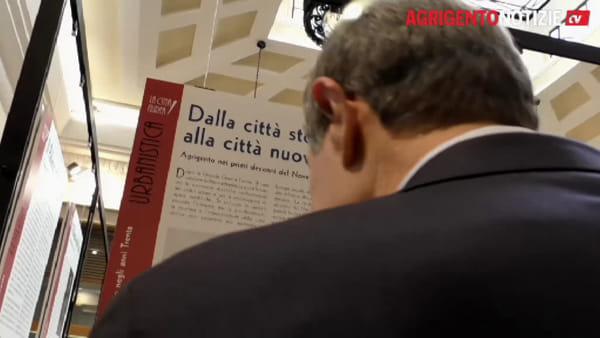 La storia dello sviluppo urbanistico della città durante il ventennio fascista in mostra alla Banca d'Italia