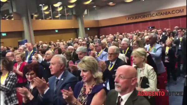Angelo Collura è il nuovo governatore siciliano dei Lions: è il più giovane di tutti i tempi