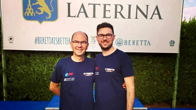 Target shooting, an extraordinary achievement for Aragon's father and son thumbnail
