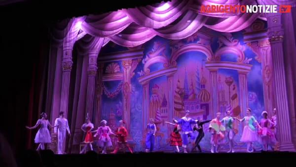 Lo Schiaccianoci del Balletto di San Pietroburgo incanta il pubblico del Palacongressi
