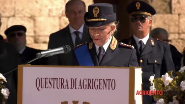 """""""Esserci sempre"""" a Favara riecheggia lo slogan della polizia, il questore: """"Territorio che merita attenzione"""""""