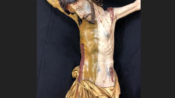 Festa della Esaltazione della Santa Croce, l'esposizione in Cattedrale