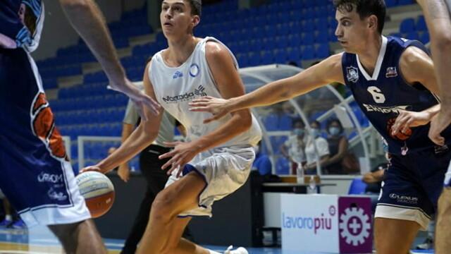 Super Cup semi-finals, Fortitudo Agrigento thumbnail