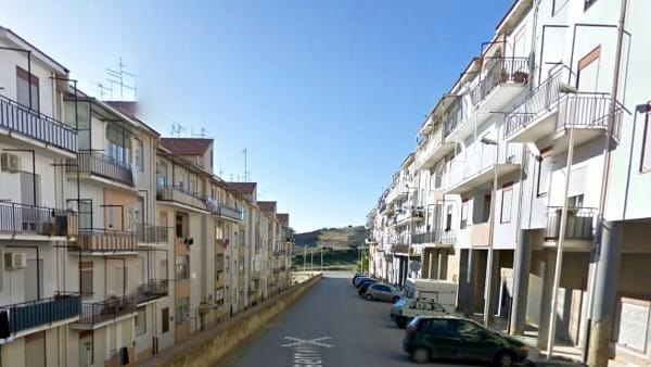 Un tratto di viale Monserrato (foto: Google Street View)