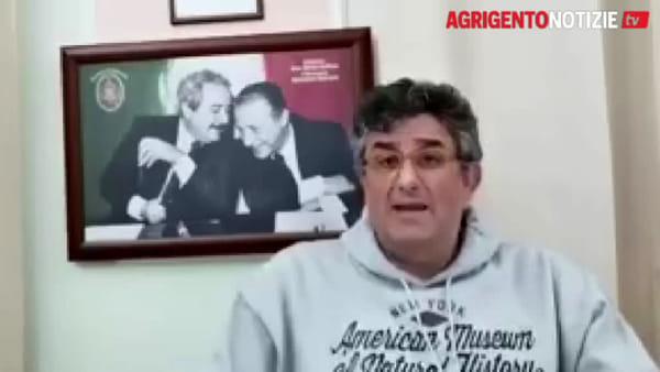 """Primo caso di Covid-19 a Raffadali, il sindaco Cuffaro: """"Basta fare i cretini, restate a casa"""""""