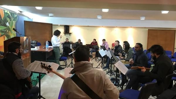 """""""Toscanini Electric Ensemble"""" in concerto, l'evento al consorzio Empedocle"""