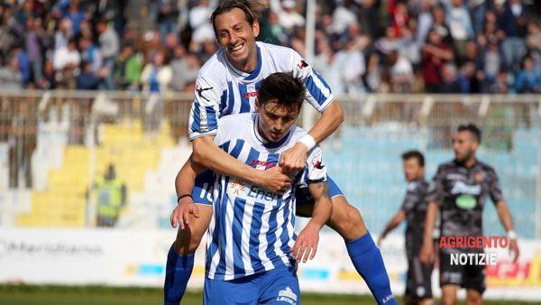 VIDEO | Akragas-Catania, le migliori azioni: Di Grazia che gol