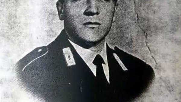 Scomparsa del carabiniere Nicolò Cannella, ci sarà una cerimonia in suo onore