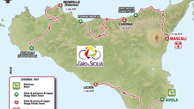 The Giro di Sicilia is back, the first stop will be Avola-Licata thumbnail