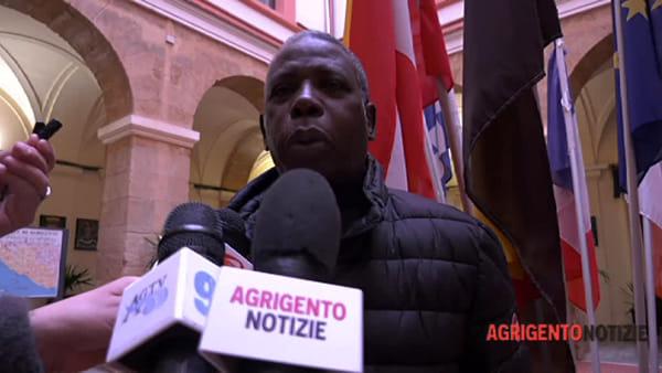 """Droga in centro storico, Papa Madoke: """"Siamo agrigentini, non vogliamo delinquenti"""""""