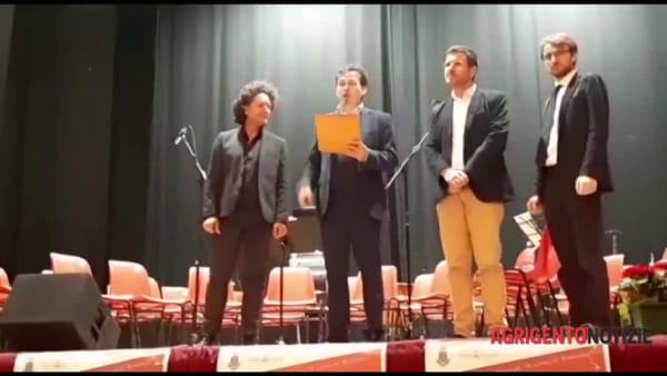 """Concorso musicale nazionale, l'orchestra dell'istituto Leonardo Sciascia vince il """"primo premio in assoluto"""""""