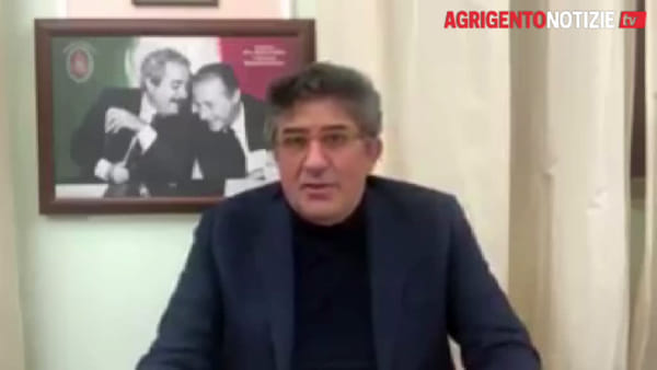 """Esiti dei tamponi in ritardo, il sindaco Cuffaro avverte: """"Denuncio l'Asp"""""""