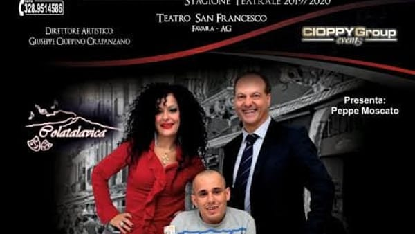 """Lo spettacolo """"L'altra parte di me"""" arriva al teatro San Francesco"""