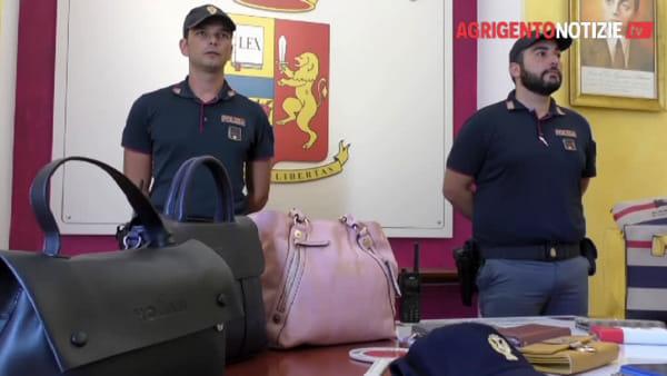 La polizia dichiara guerra ai venditori di merce contraffatta: maxi sequestro