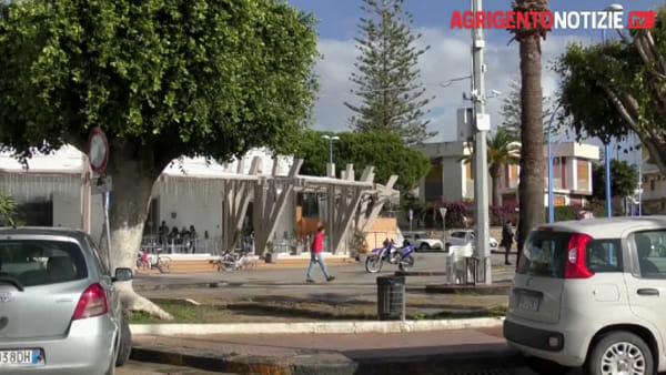 Il fango invade l'area antistante al piazzale Giglia: i cittadini chiedono pulizia e sicurezza