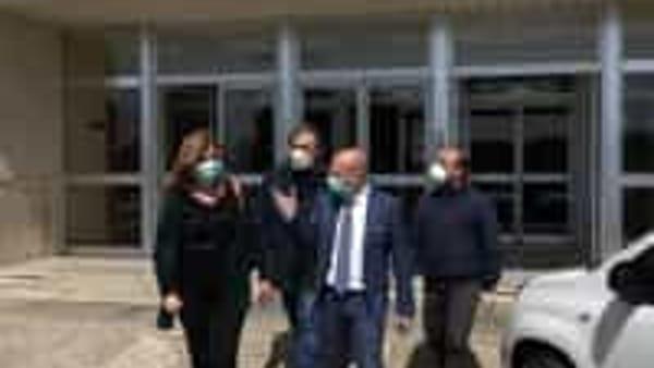 """Commissione Sanità a Ribera, La Rocca Ruvolo: """"Il Parlapiano sarà un Covid center"""""""