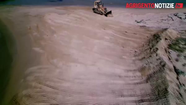 """Dune spazzate via dalla ruspa, Firetto: """"Gravi negligenze, non ci possono essere sconti per nessuno"""""""