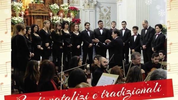 Concerto natalizio e vernissage a Sambuca di Sicilia