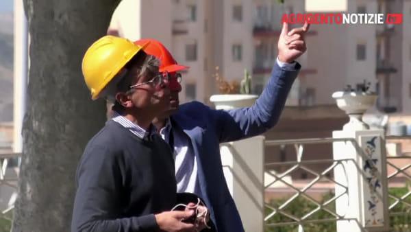 Il crollo di piazza Cavour, nuovo sopralluogo: perito e tecnici in azione per la messa in sicurezza