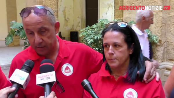 """Trapiantato di rene fa il giro della Sicilia, la mamma di Sofia Tedesco: """"Quando si dona rinascono anche le famiglie"""""""