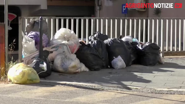 """Riprende la raccolta dei rifiuti a Favara, Buscemi (Cgil): """"Serve un nuovo piano tariffario"""""""