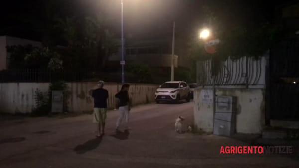 Tentato furto a San Leone, inseguimento e incidente: uno è stato arrestato, l'altro è ricercato