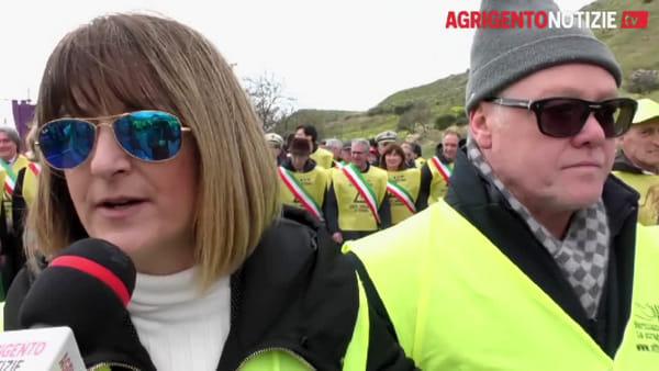 """La marcia dell'indignazione, l'arcivescovo Montenegro: """"Questa parte di Sicilia non può essere dimenticata"""""""