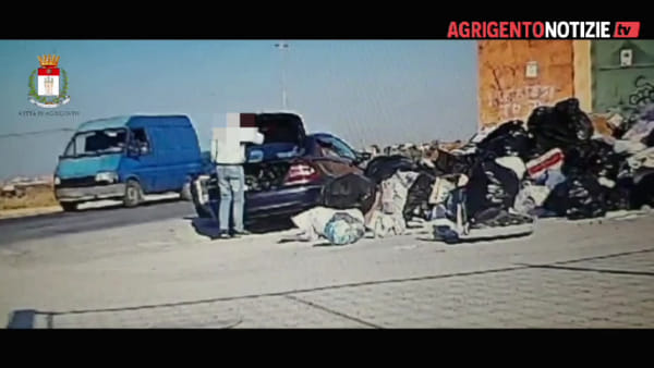 Abbandono indiscriminato dei rifiuti, è guerra contro gli incivili