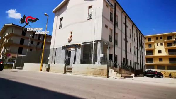 """Blitz """"Fortino"""", il centro storico di Favara trasformato in un bazaar della droga"""