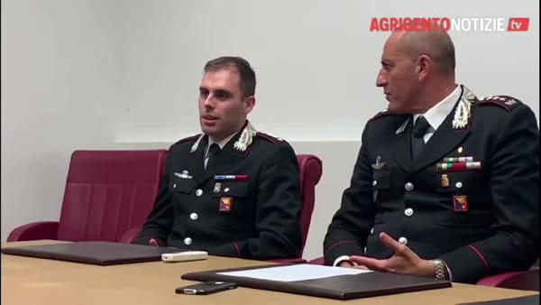 """L'insediamento dei nuovi ufficiali, il tenente colonnello Di Santo: """"Bei impianti investigativi"""""""