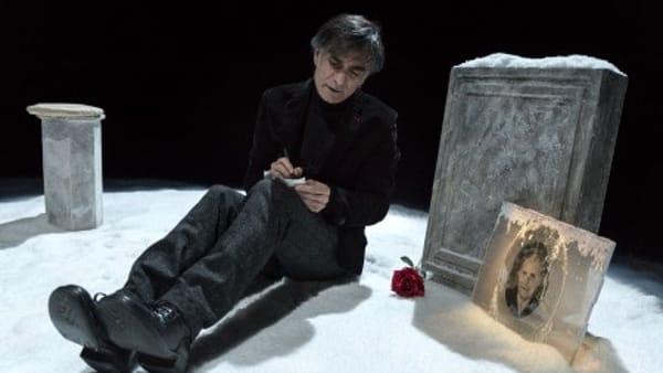 """Saverio La Ruina in scena al Teatro """"L'idea"""" di Sambuca di Sicilia"""